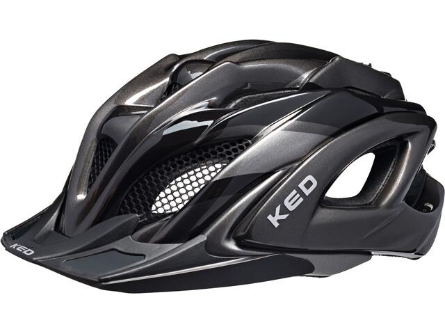 KED Neo Visor Helmet Black Anthracite